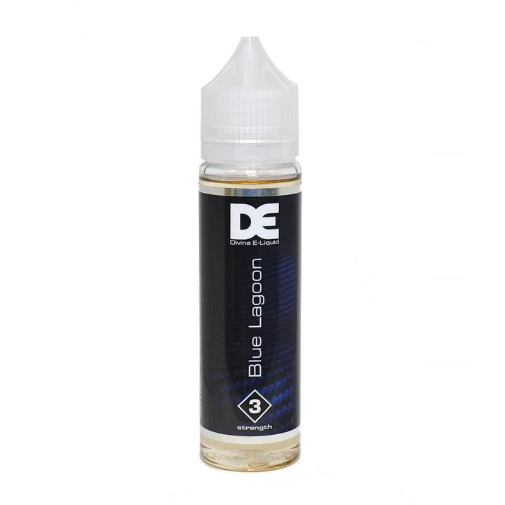 Divine ELiquid, Blue Lagoon. The Village Vaporette.