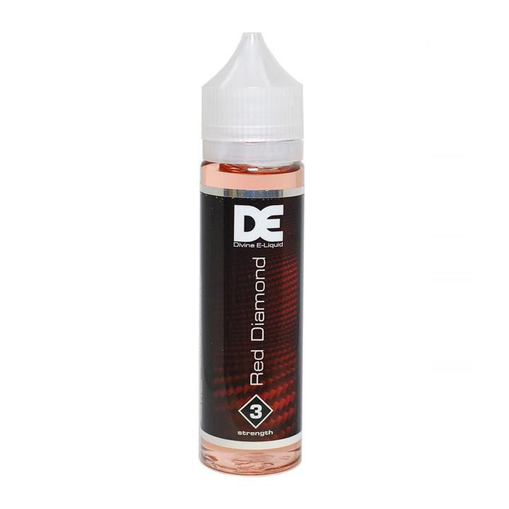 Divine ELiquid, Red Diamond. The Village Vaporette.