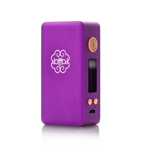 dotmod Purple dotbox 75W Box Mod