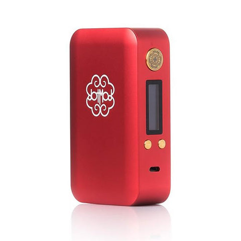 dotmod 200W dotbox, Red. The Village Vaporette.