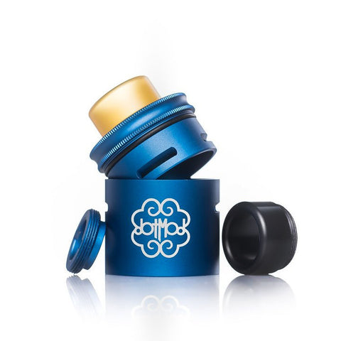 24mm dotmod Conversion Cap for Petri RDA V2