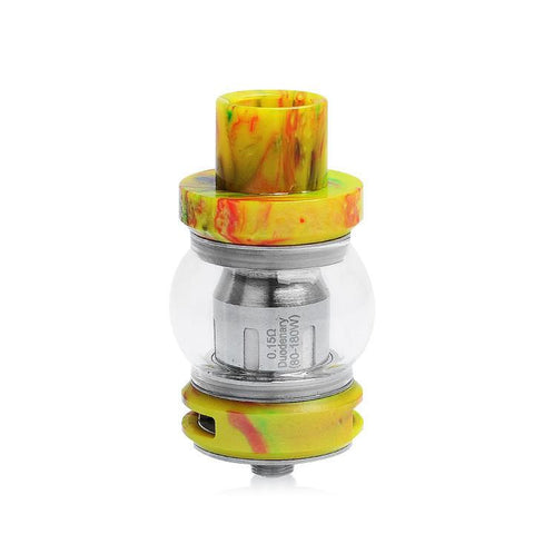 Freemax Fireluke Tank, green. The Village Vaporette.