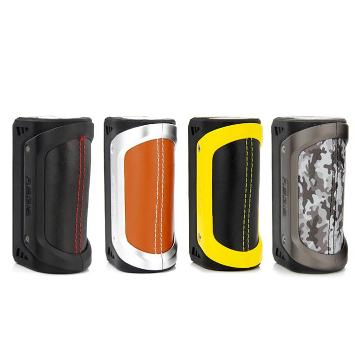 Geekvape Aegis 100W Waterproof Mod, all colours. The Village Vaporette.