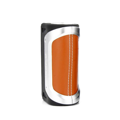 Geekvape Aegis 100W Waterproof Mod, brown. The Village Vaporette.