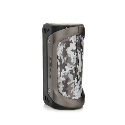 Geekvape Aegis 100W Waterproof Mod, camo. The Village Vaporette.