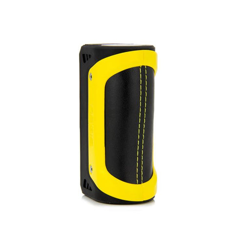 Geekvape Aegis 100W Waterproof Mod, yellow. The Village Vaporette.