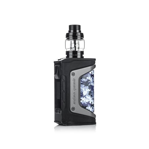 Geekvape Aegis Legend 200W Kit, camo. The Village Vaporette, Cambridge, Ontario, Canada, box mod, vape kit, vape box, vape mod,