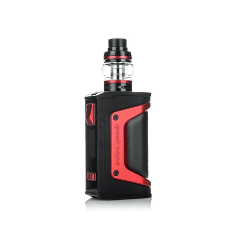 Geekvape Aegis Legend 200W Kit, red. The Village Vaporette, Cambridge, Ontario, Canada, box mod, vape kit, vape box, vape mod,