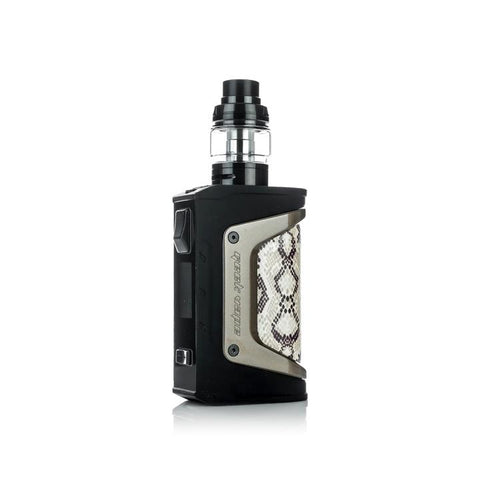 Geekvape Aegis Legend 200W Kit, snakeskin. The Village Vaporette, Cambridge, Ontario, Canada, box mod, vape kit, vape box, vape mod,