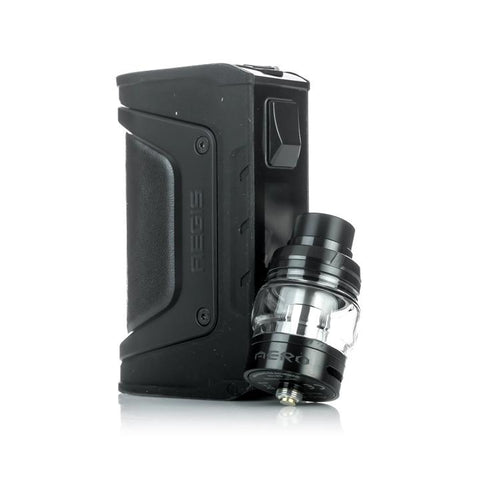 Geekvape Aegis Legend 200W Kit, Aero Mesh Tank. The Village Vaporette.