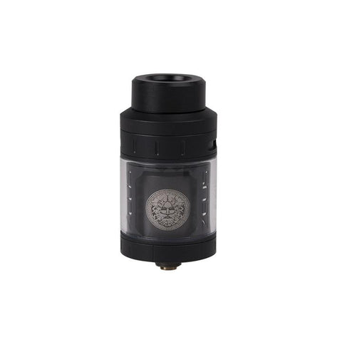Geekvape Zeus RTA, black. The Village Vaporette.
