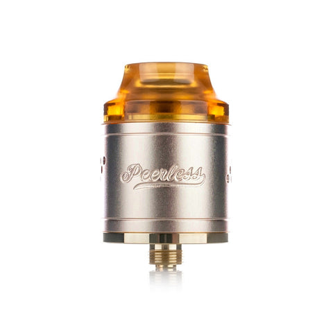 Peerless RDA by Geekvape, rose gold. The Village Vaporette.