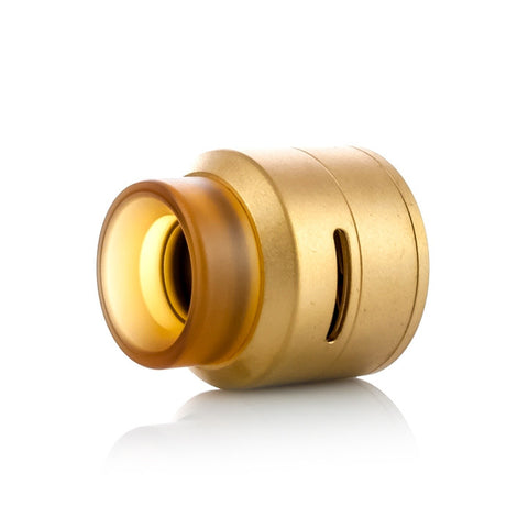 Goon Low Profile RDA by 528 Customs, top view. The Village Vaporette.