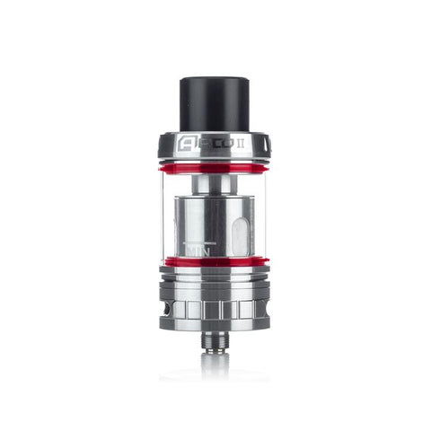 Horizontech Arco 2 Sub Ohm Tank, stainless. The Village Vaporette.