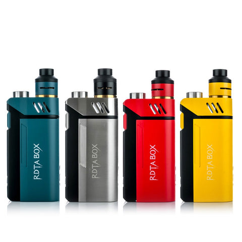 Ijoy RDTA Box 200W Full Kit with 12mL Tank
