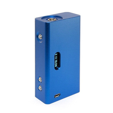 Cana DNA30 mod, blue.The Village Vaporette.