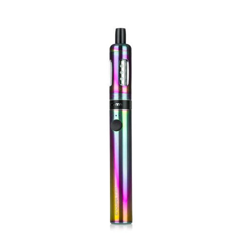 Endura T18 II Starter Kit, rainbow. The Village Vaporette, Cambridge, Ontario, Canada, pen vape, pen style, 14W, built-in battery,