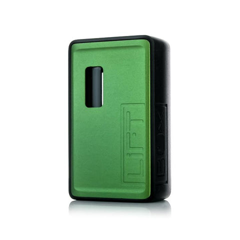 Innokin LIFTBOX Bastion Mod, green. The Village Vaporette.
