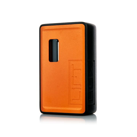 Innokin LIFTBOX Bastion Mod, orange. The Village Vaporette.