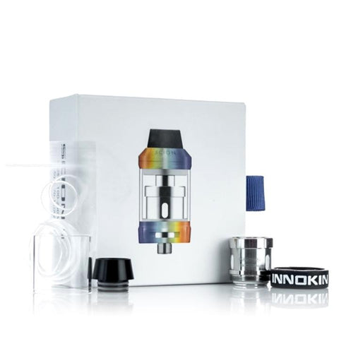 Innokin Scion 2 Tank, packaging. The Village Vaporette.