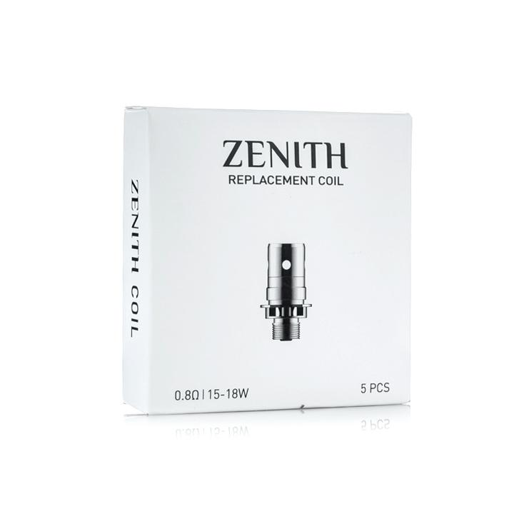 Innokin Zenith Replacement Coils, 0.8ohm, 5pack. The Village Vaporette.