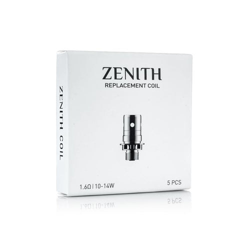 Innokin Zenith Replacement Coils, 1.6ohm, 5pack. The Village Vaporette.