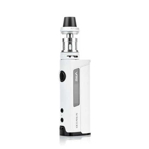 Innokin Oceanus 110W Starter Kit with Scion Tank, white. The Village Vaporette.