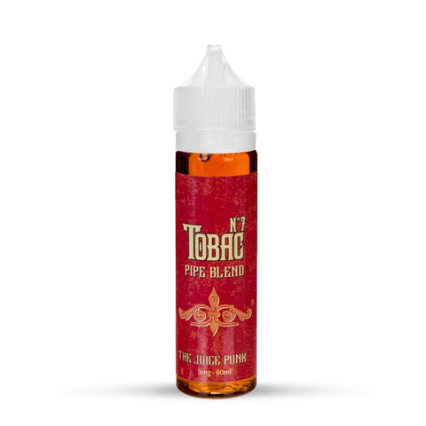 TobacNo7 Pipe Blend By The Juice Punk