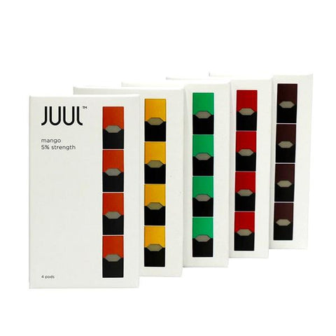 JUUL Pre-filled Replacement Pods