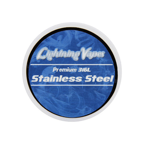 Lightning Vapes Wire - Stainless Steel