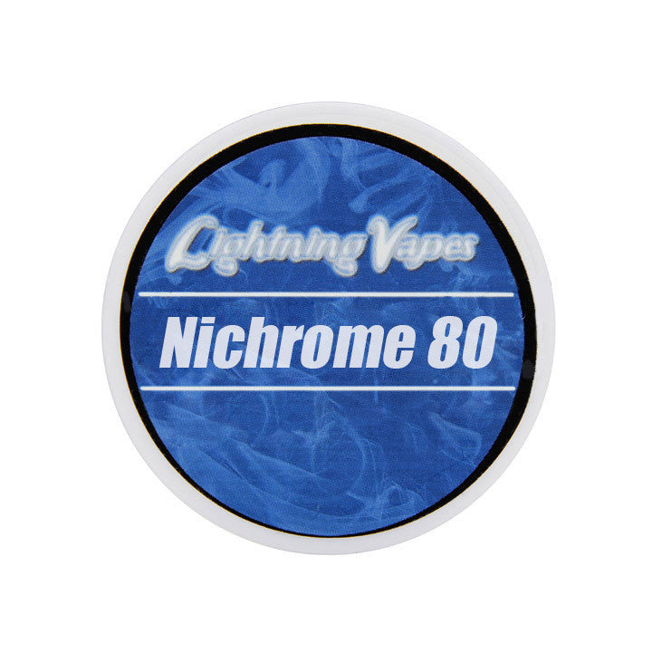 Lightning Wire, Nichrome 80. The Village Vaporette.