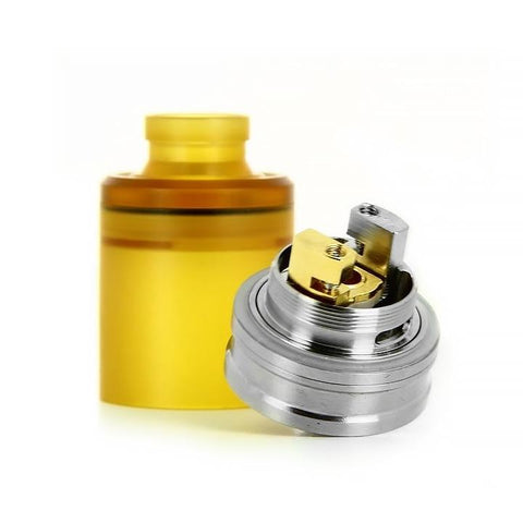Odis Collection: The Tanko RTA, deck. The Village Vaporette.