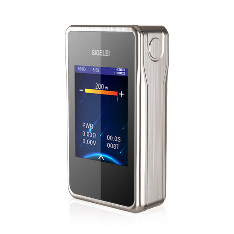 Sigelei T200 Touch Screen 200W Box Mod