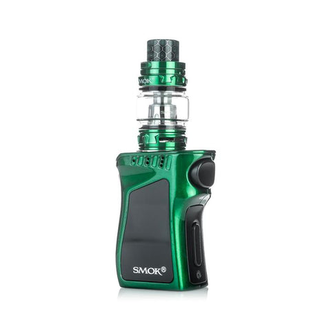 Smok Mag Baby 50W Kit, green/black. The Village Vaporette.