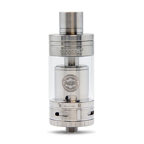 Smok TF-RTA G4 Edition, stainless. The Village Vaporette.