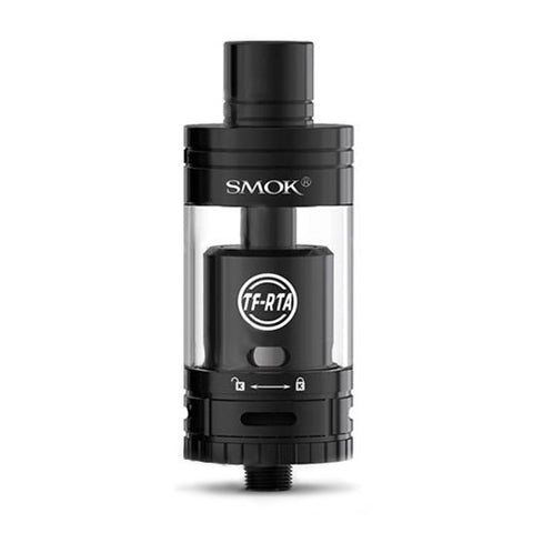 Smok TF-RTA G4 Edition, black. The Village Vaporette.