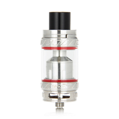 SMOK TFV12 Cloud Beast King, type, stainless steel. The Village Vaporette.