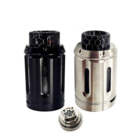 Peacemaker XL 28mm RTA by Squid Industries