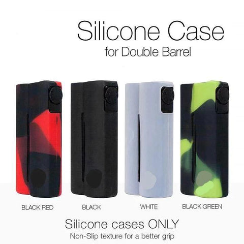 Double Barrel Silicone Sleeves