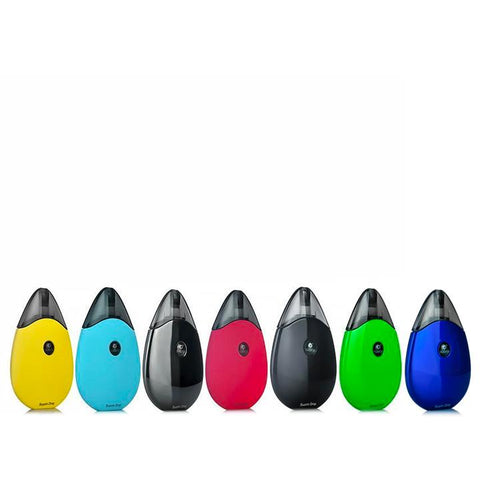 Suorin DROP Pod System, all colours. The Village Vaporette.