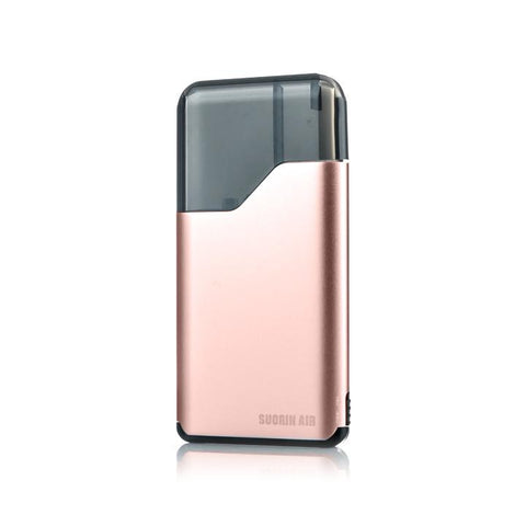 Suorin AIR Pod System, rose gold. The Village Vaporette.