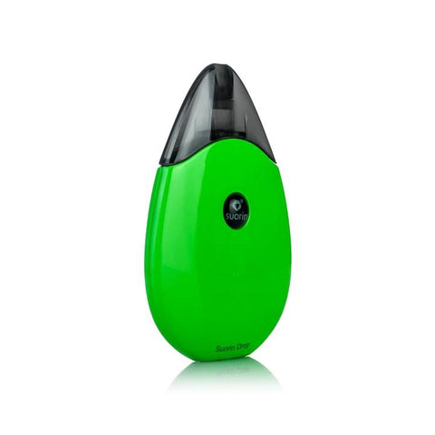 Suorin DROP Pod System, green. The Village Vaporette.