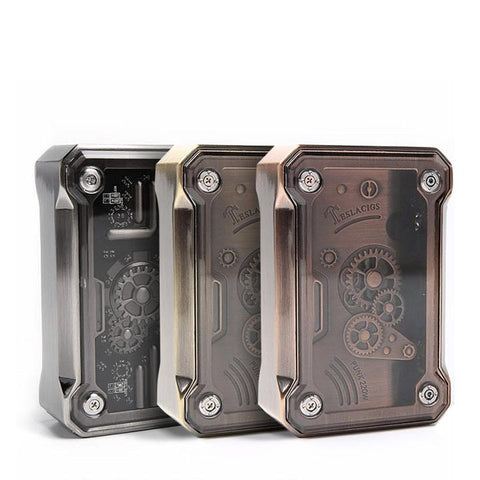 Tesla PUNK 220W Box Mod, all colours. The Village Vaporette.