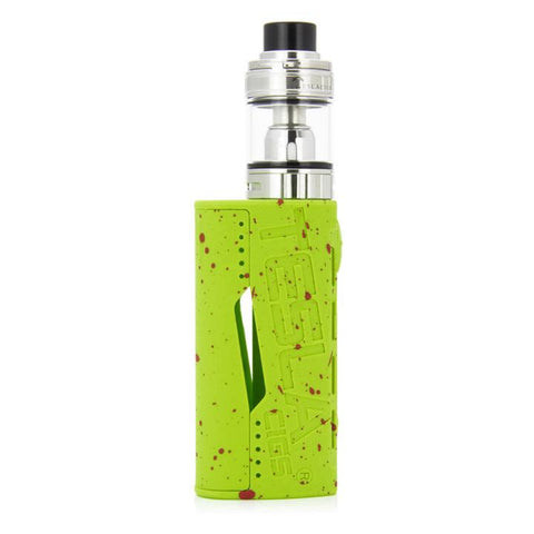 Teslacigs WYE 200W Kit, green. The Village Vaporette.