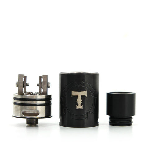 Tobeco Stargate RDA, parts. The Village Vaporette.