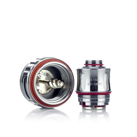 Uwell Valyrian Subohm Tank, coil and pin. The Village Vaporette.
