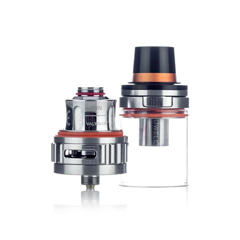Uwell Valyrian Subohm Tank, coil. The Village Vaporette.