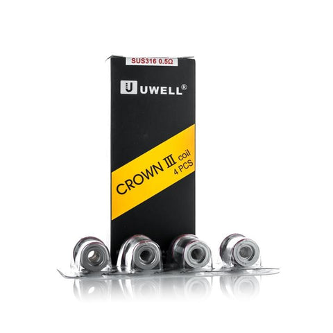 Crown III Tank Replacement coils