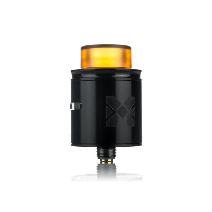 Mesh 24mm RDA by Vandy Vape, black. The Village Vaporette.