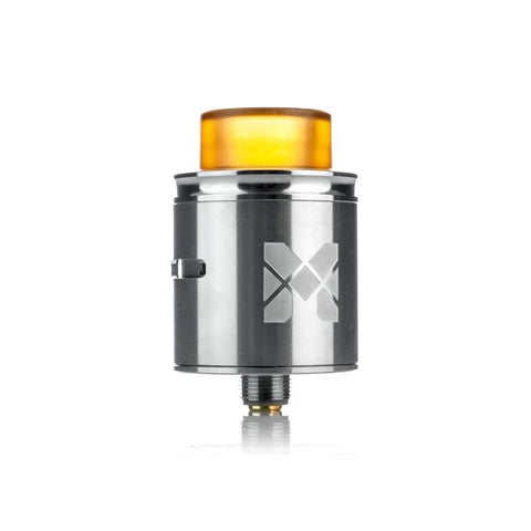 Mesh 24mm RDA by Vandy Vape, stainless. The Village Vaporette.